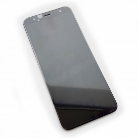 Дисплей Samsung J700F/DS Galaxy J7, J700H/DS Galaxy J7, J700M/DS Galaxy J7 с тачскрином, черный (Оригинал)