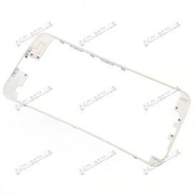 Рамка крепления дисплейного модуля для Apple iPhone 6 (белая)