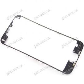 Рамка крепления дисплейного модуля для Apple iPhone 6 (черная)