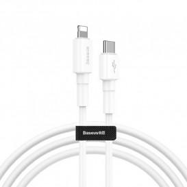 USB дата-кабель BELKIN Lightning для Apple iPhone черный (копия)