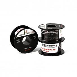 Проволочный припой Hanster 60 Purity, 0,3 mm (50 грамм)