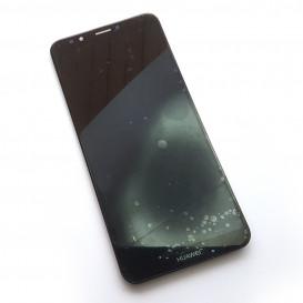 Дисплей Huawei Y7 Prime (2018 года) с тачскрином черный