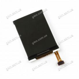 Дисплей Nokia 2710n, X2-00, X3-00, 7020 внутренний, C5-00, C5-01