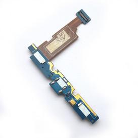 Шлейф LG E971, E973, E975, E976, E977, E987, LS970 Optimus G с коннектором зарядки и микрофоном