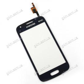 Тачскрин для Samsung S7270, S7272 черный (Оригинал China)