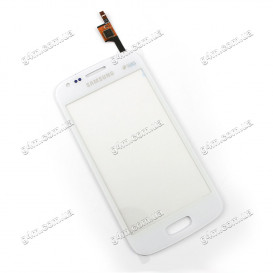 Тачскрин для Samsung S7270, S7272 белый (Оригинал China)