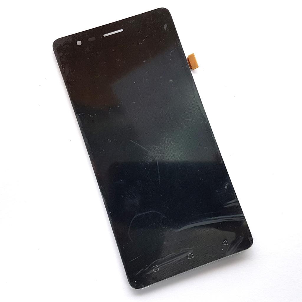Дисплей Lenovo A7020, Vibe K5 Note с тачскрином, черный